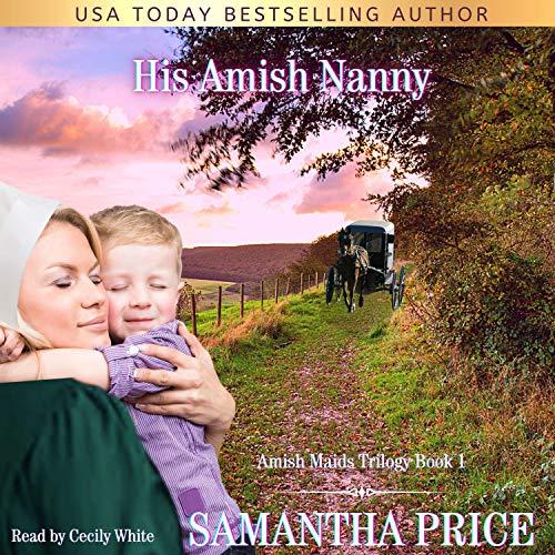 His Amish Nanny (Amish Romance) cover art