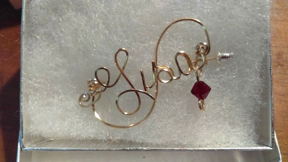 LISA Name PIN Max 76% OFF Personalized name or Elegant ANY h pin Sweetheart