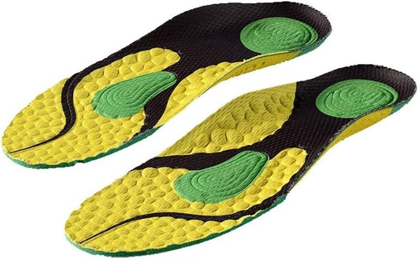 XIEZI Plantillas Ortopédicas De Aumento De Altura 1 Par De Plantillas Ortopédicas Eva Pies Planos Para Hombres Y Mujeres Plantilla De Soporte De Arco Para Varo Valgo Tacón De Zapatos Zapatos