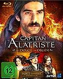 Capitan Alatriste - Mit Dolch und Degen - Box 2 (Folge 10-18) [Blu-ray] [Alemania]