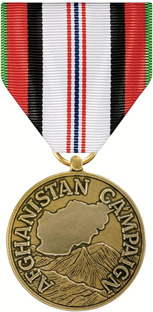 Afghanistan Campaign Medal Super beauty product restock Ranking TOP12 quality top