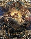 Apollo Slays Python by Eugene Delacroix - 20'...