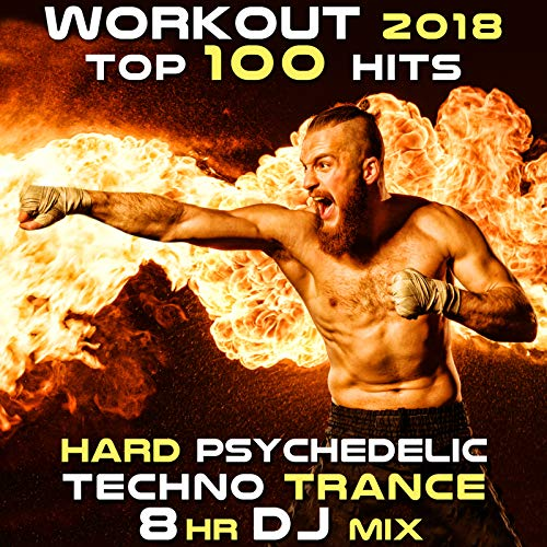Launch Pad, Pt. 1 (145 BPM Psychedelic Trance Workout Music DJ Mix)