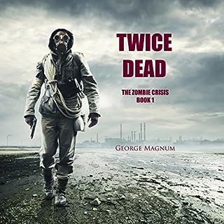Twice Dead audiobook cover art