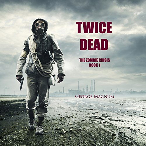 Twice Dead audiobook cover art