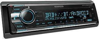 Kenwood KDC-X7200DAB Digitalautoradio mit Bluetooth-Freisprecheinrichtung und Apple..