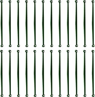 TOPBATHY 48pcs Stake Arms for Tomato Cage,Tomato Plant Cage,Tomato Garden Cages Stakes Vegetable Trellis,for Vertical Clim...