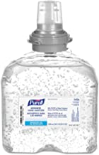 PURELL Advanced Hand Sanitizer Gel Refill, Refreshing Fragrance, 1200 mL, Case of 4
