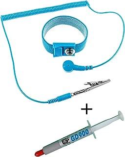 ESD Anti Static Wrist Strap Adjustable Wristband 70.8