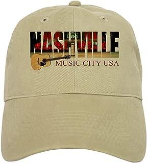 Nashville Music City USA Baseball Baseball Cap