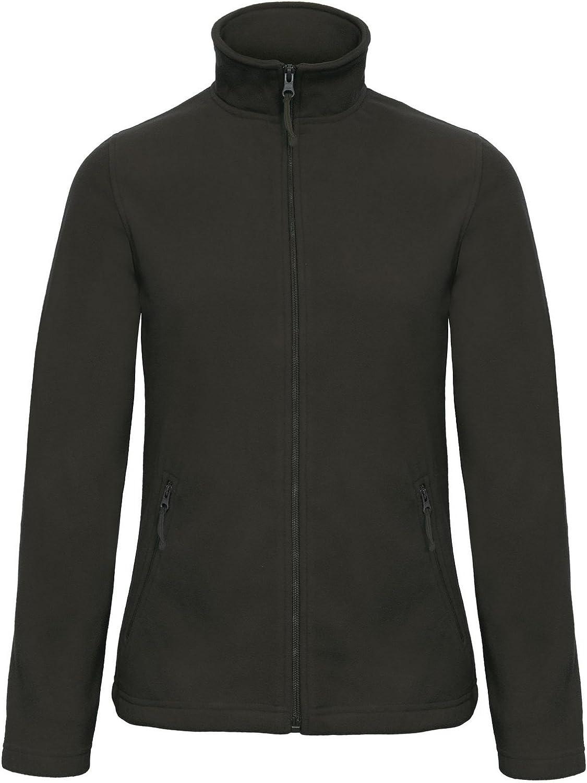 B&C Damen Pullover Grün (Forest Green 000)
