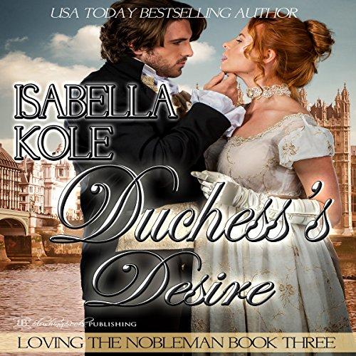 Duchess's Desire audiobook cover art