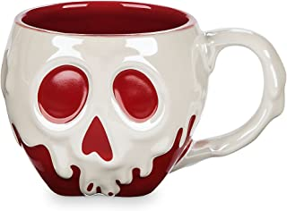 Disney Poisoned Apple Sculptured Mug Snow White and the Seven Dwarfs