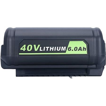 Open Box Ryobi OP40401 40V Lithium-Ion 4Ah High Capacity Battery RR516