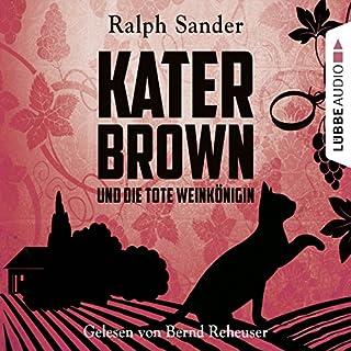 Kater Brown und die tote Weinkönigin Titelbild