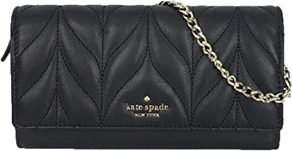 Kate Spade New York Milou Briar Lane Quilted Leather Small Chain Clutch Handbag