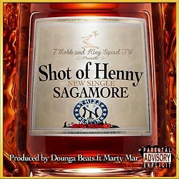 Shot of Henny (feat. Marty Mar) - Single