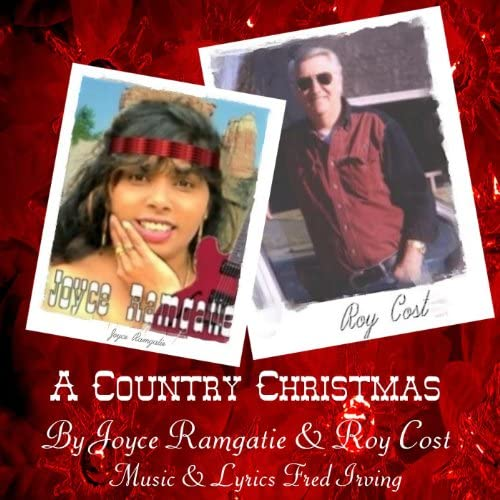 Joyce Ramgatie and Roy Cost