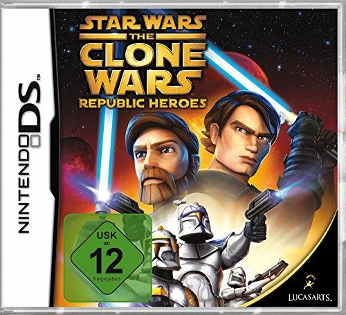 Star Wars - The Clone Wars: Republic Heroes [Software Pyramide] - [Edizione: Germania]