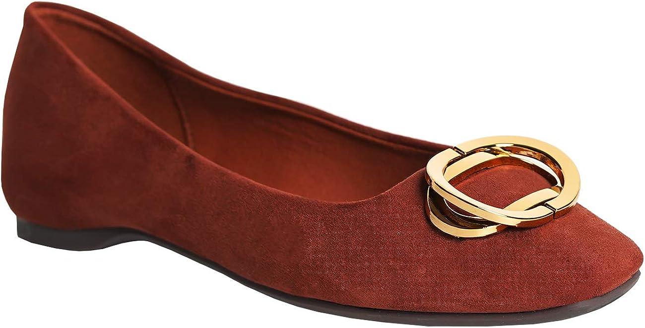 Super sale period limited C.PARAVANO Women's Flats I Shoes Flat Bargain sale for Women