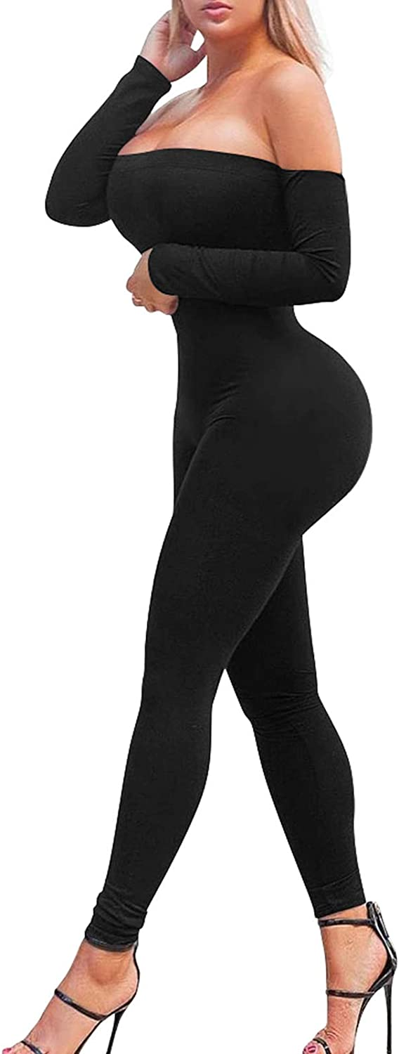 TOB Women's Sexy Long Sleeves Off Ranking integrated 1st place Lace Club Shoulder Up Max 62% OFF Backless