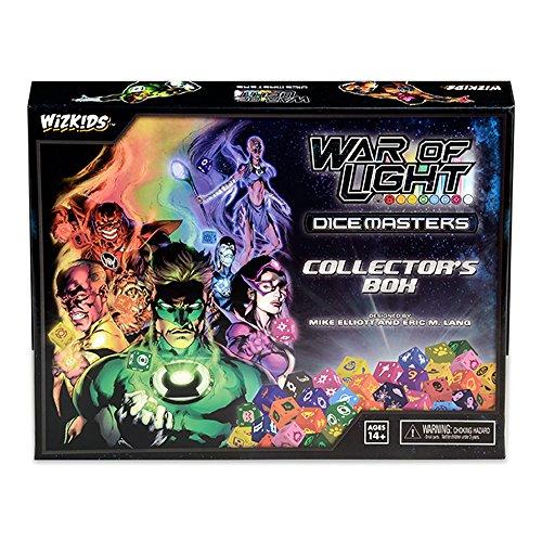 DC Comics Dice Masters - War of Light - Collector's Box