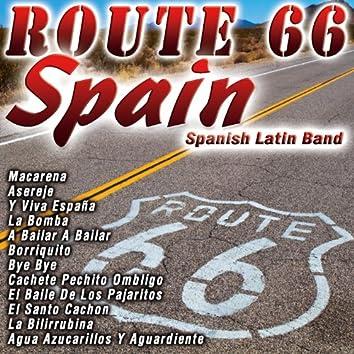 Route 66 Spain