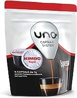 Kimbo Uno System kapsułki do kawy do oryginalnych maszyn 96 sztuk (6 x 16)