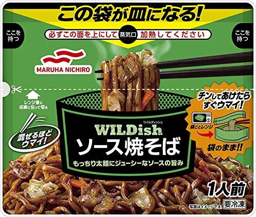 【冷凍】マルハニチロ ソース焼きそば 250gX6袋
