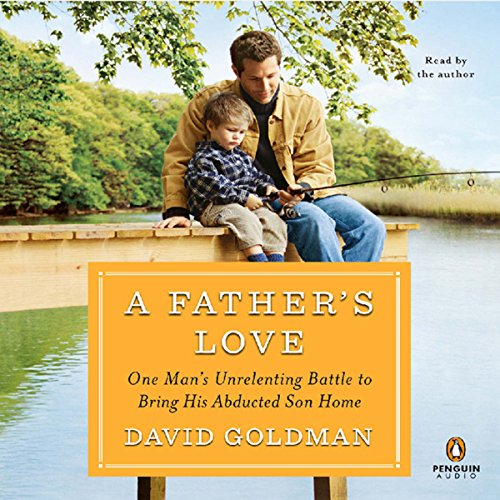 A Father's Love audiobook cover art
