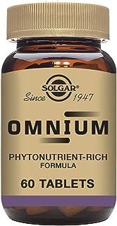 Solgar Omnium 60s Tablets