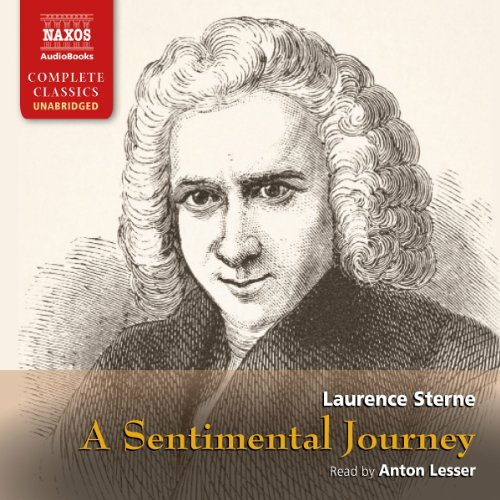 A Sentimental Journey cover art