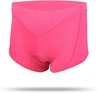 BALALALA Cycling Undershorts Women's, Bicycle Short 4D Padded Gel Cycling Short Bicycle Underwear Bike Short Pants