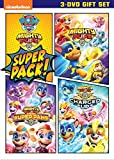 PAW Patrol: Mighty Pups Super Pack! (3-DVD Gift Set)