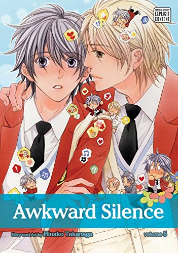 Awkward Silence Volume 5
