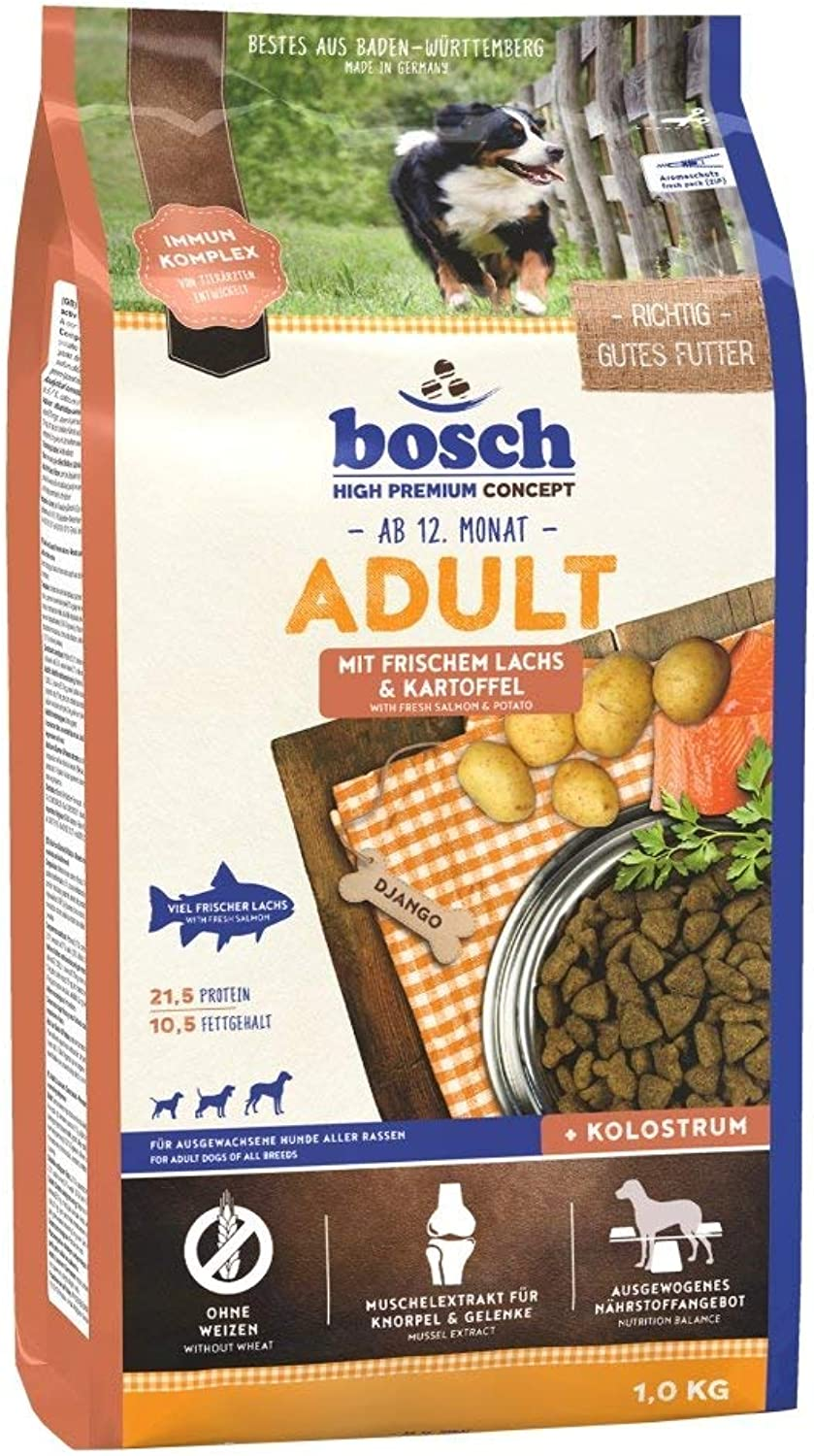Bosch Adult Salmon and Potato, 15 kg