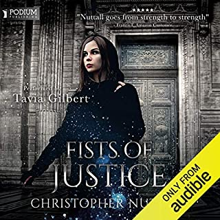 Fists of Justice cover art