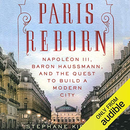 Paris Reborn cover art