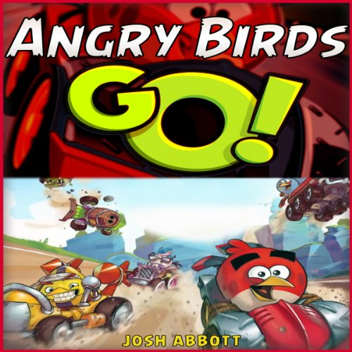 Angry Birds Go! Game Guide cover art