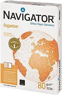 NAVIGATOR 377708 - Paquete de 500 hojas de papel A4, 80 gramos