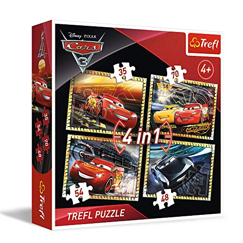 Trefl 34276 Puzzlebox, Farbig
