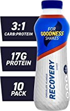 For Goodness Shakes Recovery Protein Drink 475 ml Chocolate Pack of 10 Estimated Price : £ 17,00