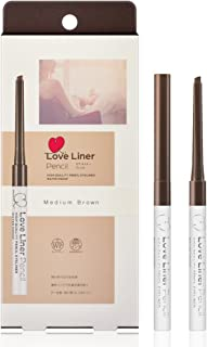 Love ・ liner Pencil Medium Brown MSH