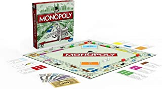 Hasbro Monopoly Championship Edition The Fast Dealing Property Trading Game (9102)