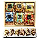 三州製菓 パスタスナック Pasta Snack カリカリ食感 お菓子 おつまみ (ギフト6袋入(ソルト、トマト、コーンポタージュ、黒胡椒、えびしお、チーズ))