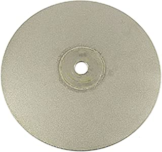 uxcell 6 inches Stone Granite Diamond Grinding Wheel Disc 400 Grit 1/2 inches Arbor Hole