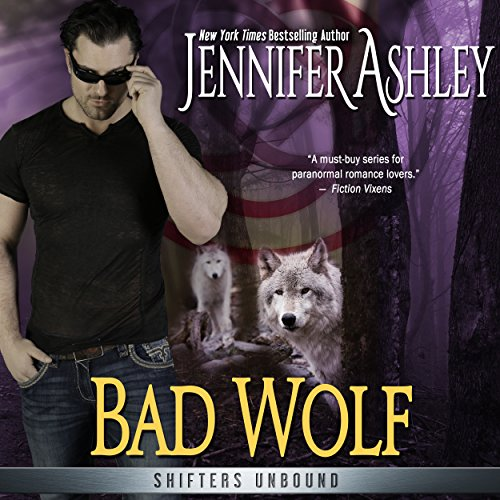 Bad Wolf cover art