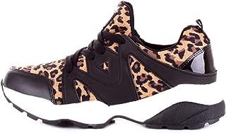 Guess Scarpe Sneaker MOD. Semi Ecopelle NeroTessuto