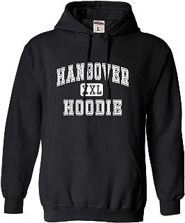 Go All Out Adult Hangover Hoodie Funny Sweatshirt Hoodie