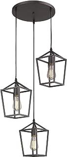 Best 3 hanging pendant lights Reviews
